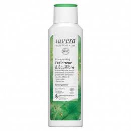 Shampoing Fraicheur Menthe et citronelle 250ML Lavera