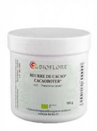 Beurre de cacao bio en pépites 100 gr - Bioflore
