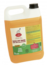 Savon noir liquide BIO - 5L - La droguerie écologique