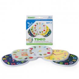Set de disques 3 TIMIO
