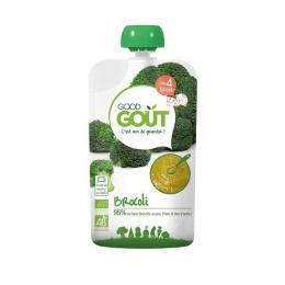 Purée de légumes BIO - Brocoli - GoodGout