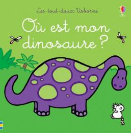 Où est mon dinosaure Usborne