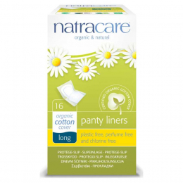Protèges-slips - Panty Long - Natracare