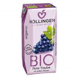 Hollinger Jus de Raisin Rouge 200ml
