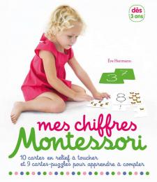 Mes chiffres Montessori Montessori - Nathan