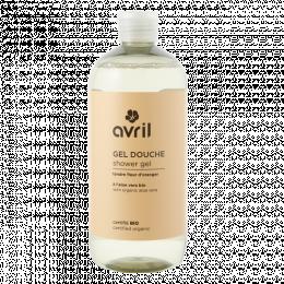 Gel douce Tendre Fleur d'Oranger 500 ml Avril