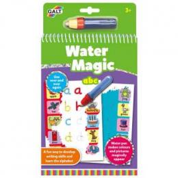 Carnet magique - La magie de l'eau - ABC - Galt