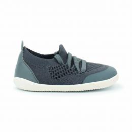 Chaussures chaussons Xplorer Bobux Play Knit Trainer Smoke