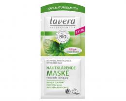Lavera - Masque purifiant 2x5 ml