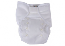 Culotte de protection EasyWrap Popolini Taille unique Blanc