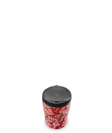 Gobelet Mug isotherme inoxydable 240ml Flowers Qwetch