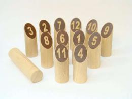 Number kubb original -  BEX