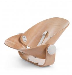 Relax Newborn seat Evolu 2 + one360 blanc naturel Childhome