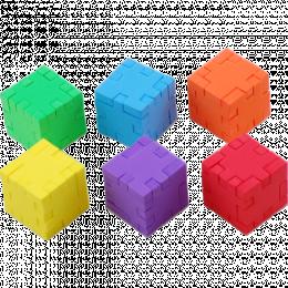Happy Cube Original - à l'unité - Happy