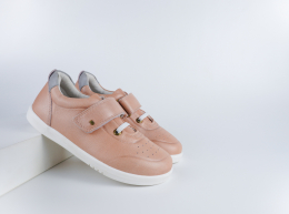 Chaussures Bobux - Kid+ - Ryder Dusk Pearl + Silver Pearl