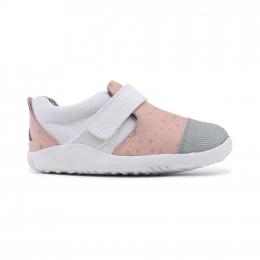 Chaussures Bobux - Kid+ - Aktive plus blush and silver splash