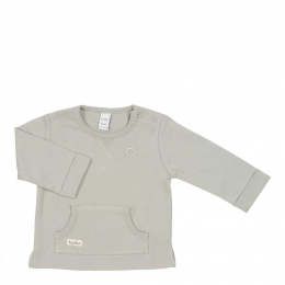 T-shirt manches longues Luc - Olive green - Koeka