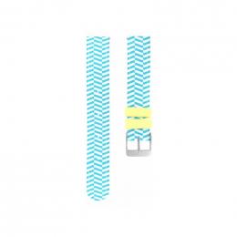 Bracelet en silicone  pour montre Ocean Twistiti