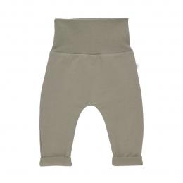 Pantalon Bébé GOTS - Cozy Colors, Olive Lassig