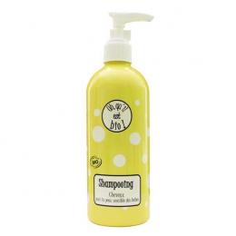 Shampooing BIO - Oh qu'il est bio !