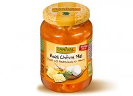 Ravioli au fromage de chèvre et miel 670g Danival
