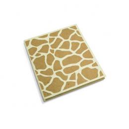 Mini journal - Giraffe - Poopoopaper