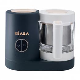 Le robot cuiseur Babycook NEO en verre et inox night-blue Beaba