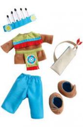 Ensemble de vêtements 'petit Indien' - Haba