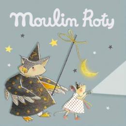Boîte de 3 disques pour lampe à histoires Il était une fois Moulin Roty