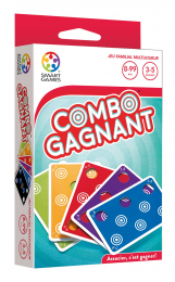 Combo gagnant Smart Games
