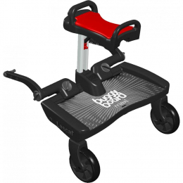 Buggy board - Saddle - RED - Lascal