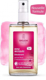 Déodorant à la Rose - 100 ml - Spray - Weleda