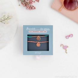 Bracelets - Pour être toujours ensemble FR - Mr Wonderful