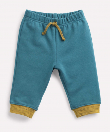 Pantalon molleton bleu Timeo - Il était une fois - Moulin roty