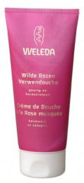 Crème douche harmonisante à la rose musquée Weleda