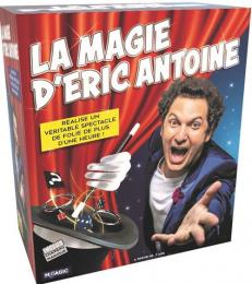 Coffret de Magie Eric Antoine Megagic