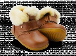Chaussures Bobux - Step Up - Desert Arctic Caramel
