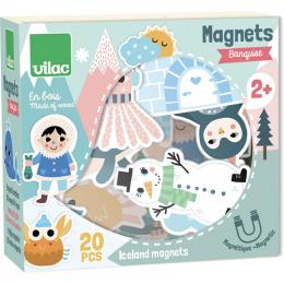 Magnets Iceland Michelle Carlslund Vilac