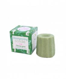 Shampoing solide - Cheveux  gras - Herbes folles - Lamazuna