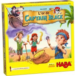 L'or de Captain Black Haba