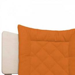 Coussin de chaise Leander Orange