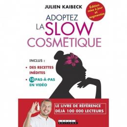 Adoptez la slow cosmetique- Quotidien malin éditions