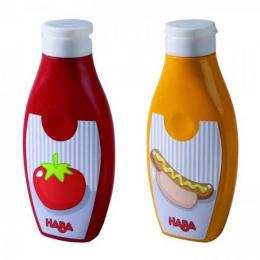 Flacons de Ketchup et de moutarde - Haba