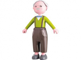 Papi Kurt - figurine articulée - Little friends - Haba