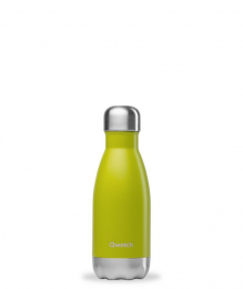 Bouteille Isotherme - 260ml - vert - Qwetch