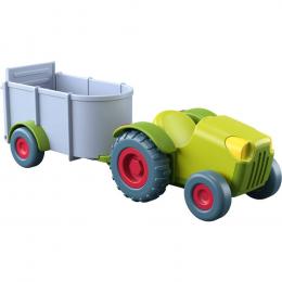 Tracteur avec remorque Little friends Haha