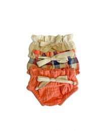 "Culottes ""Manon"" en coton double gaze pour poupée 34cm Minikane Paola Reina"