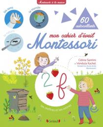 Mon cahier d'éveil Montessori - Gründ