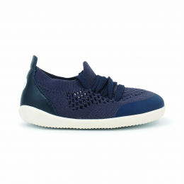 Chaussures chaussons Xplorer Bobux Play Knit Trainer navy