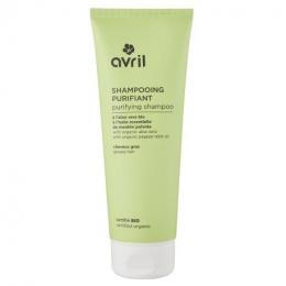 Shampooing Purifiant – Cheveux gras bio - Avril